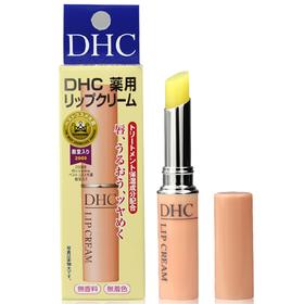 DHC橄榄护唇膏 1.5g 天然植物无色润唇膏持久保湿滋润防干裂唇纹