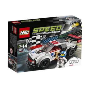 LEGO/乐高  超级赛车系列 奥迪R8 LMS ultra 75873