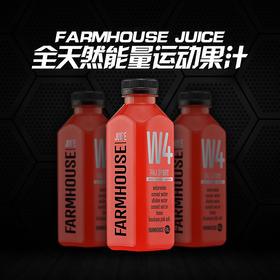 FHJ 天然能量运动果汁 3瓶装  顺丰冷链配送