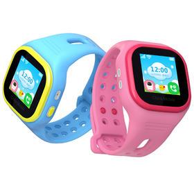 中国移动C1儿童手表 彩色触摸屏 双向通话 儿童定位 儿童英语