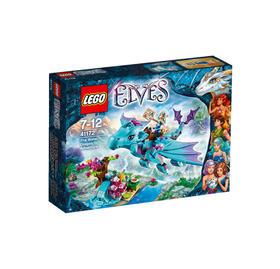 LEGO/乐高 精灵系列  水之飞龙的冒险之旅41172