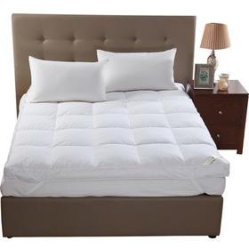 康尔馨 加厚8cm 床褥加厚床垫 五星级酒店鹅毛绒垫席梦思保护垫子 K47