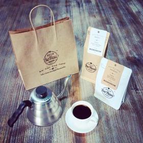 *明星单品*阿拉比卡圆豆PB305与Typica703或707咖啡豆E型组合