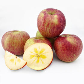 山西丑苹果1箱(净重18斤)
