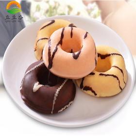 丘丘谷甜甜圈240g 早餐面包 甜点软糕