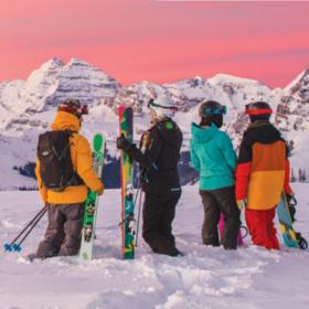 2016-17阿斯本Aspen滑雪行程