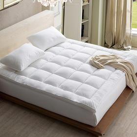 五星级酒店床垫保护垫可水洗折叠席梦思床褥1.8m床1.5m床