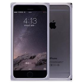 miottimo 苹果手机iPhone6/6S iphone7通用金属边框4.7寸保护壳(颜色随机 金/银)