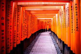 【京都必体验】漫步京都赏日式风景一日游