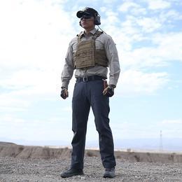 破锋者特战长裤 男式户外塑形加强版长裤