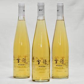 青海馆11度紫轩雪臻冰白葡萄酒750ml
