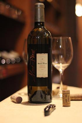 【原瓶原装进口】蒙佩奇酒庄干白葡萄酒 2011