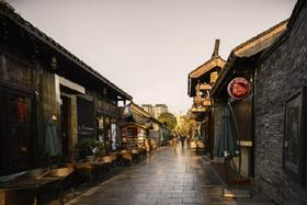 【成都必体验】成都人民公园+宽窄巷子+黄龙溪古镇+锦里一日游