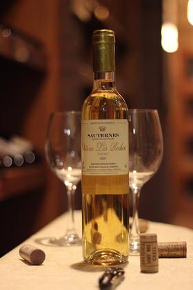 【原瓶原装进口】豪杰庄园贵腐甜葡萄酒 2007 AOC级
