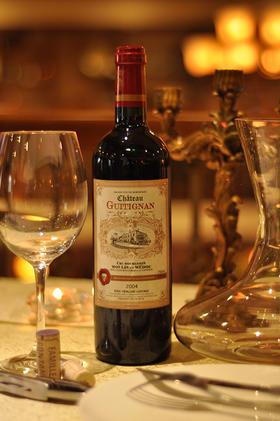 【原瓶原装进口】吉帝庄园干红葡萄酒   AOC级