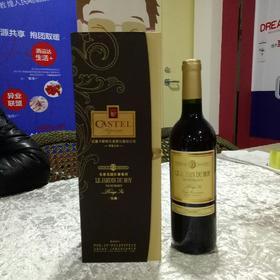 青海馆12度皇家花园干红葡萄酒750ml