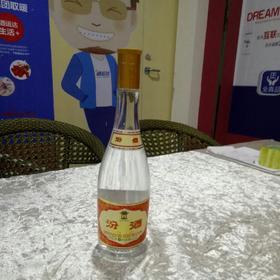 青海馆玻璃瓶汾酒清香型475ml
