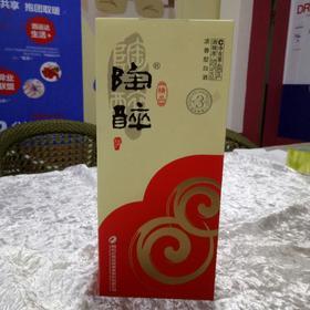 青海馆50度三年陶醉精品浓香型480ml