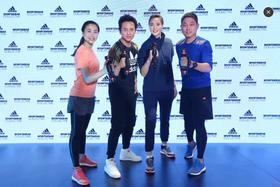 【荷兰X-CO】让运动更放心,超哥、女排队长惠若琪与您分享