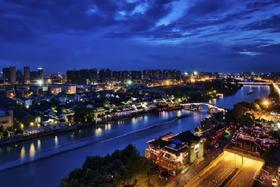 【杭州必体验】杭州京杭大运河品质夜游