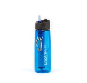 【最牛逼-没之一】LifeStraw GO生命水壶(一个滤芯可过滤1吨各种水,野外必备)