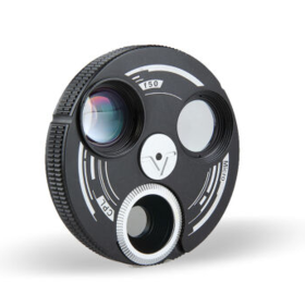 索士手机镜头单反微距CPL偏振定焦外置摄像头三合一