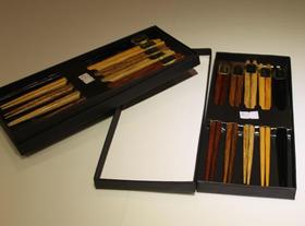 麻花筷五双礼盒