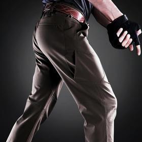 DRAGON TOOTH 龙牙逆锋战术软壳裤男士户外防风保暖战术长裤