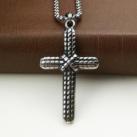 外贸原单 复古十字架 B款