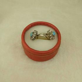 女士绿松石戒指