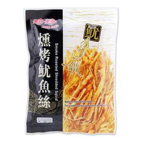台湾珍珍鱿鱼丝/鱿鱼片70g 深海鱿鱼鲜甜台湾特产