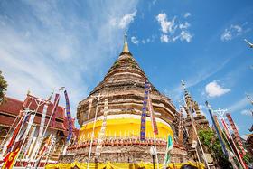 【泼水节】泼水节狂欢在清迈拜县,感受最泰的泰国新年