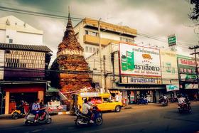 【泰国】向往最休闲的心,从泰北玫瑰清迈一直到浪漫天堂拜县的静心之旅