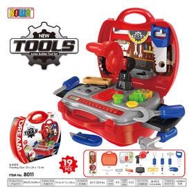 圣诞儿童礼品工具箱