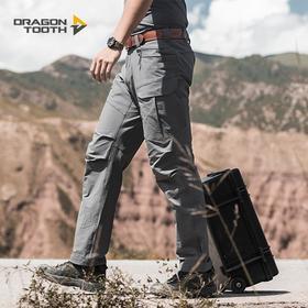 龙牙B4级锁甲弹力CORDURA长裤 男式软壳战术裤