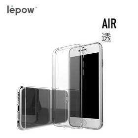 乐泡 iphone6/6s/ plus透明手机壳 手机保护套 透明超薄 硅胶 软胶 防摔保护套