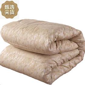 驼毛被 纤维细长保暖性强 不缩水不结块 被子可洗又耐用