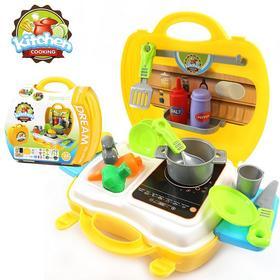 过家家玩具礼盒厨房