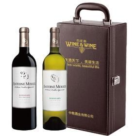 法国进口-莫艾丝酒庄葡萄酒礼盒(中粮原瓶进口)