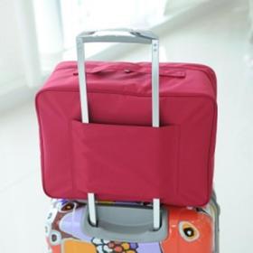 【收纳包】大容量多功能旅行收纳包 出差分层整理袋可套拉杆箱行李包 | 基础商品