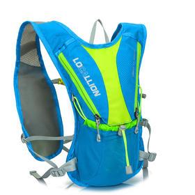 【背包】新款户外越野跑步背包 男超轻贴身双肩包女马拉松骑行水壶水袋包