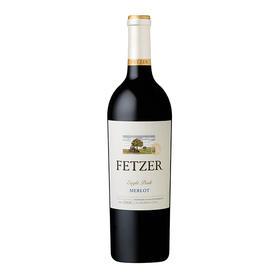 斐雅梅洛红葡萄酒,美国 加利佛尼亚 Fetzer Merlot ,USA California