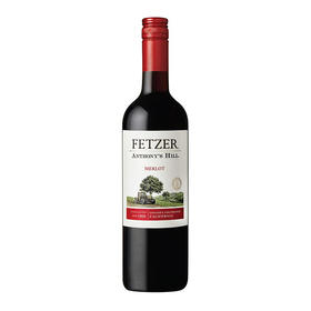 斐雅安斯山梅洛红葡萄酒,美国 Fetzer Anthony's Hill by Fetzer Merlot, USA California