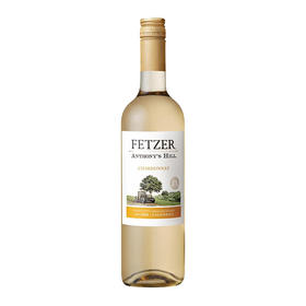 斐雅安斯山夏多内白葡萄酒,美国  Fetzer Anthony's Hill by Fetzer Chardonnay, USA California