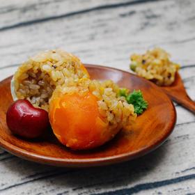 石臼湖黄金糯米咸鸭蛋10枚装 糯米蛋 金黄流油美味十足 营养早餐