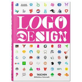 【Bibliotheca Universalis】Logo Design,标志设计