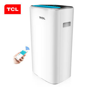 【TCL官方正品】【双核】TCL空气净化器家用 除甲醛雾霾 负离子全滤  新国标  WIFI TKJ510F-A1