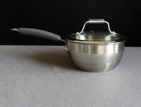 外贸 【真】304不锈钢 小汤锅 奶锅 沙司锅 健康多用