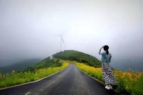 【清明4.2】相约宁波的香格里拉,徜徉在最美风车公路(1天活动)