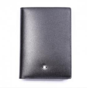 MontBlanc万宝龙 皮夹 黑色 10.5cmx 9.5cm